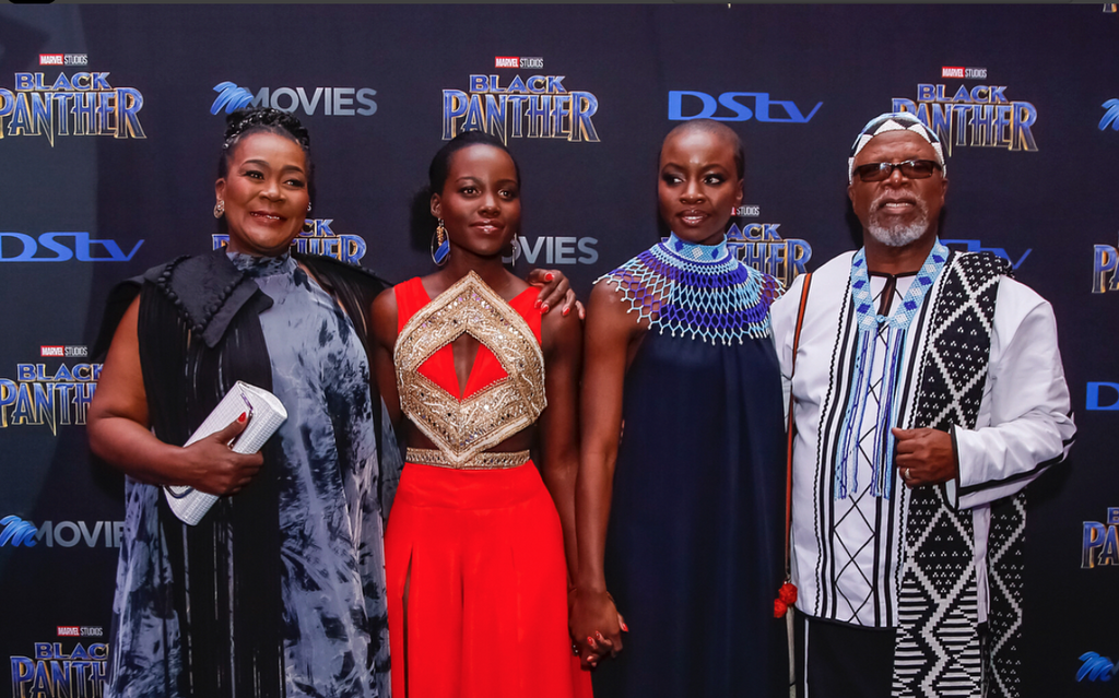 'Black Panther' Makes Box Office History In South Africa