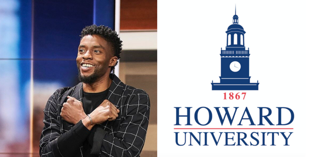Chadwick Boseman Will Deliver Howard University's 2018 Commencement Address