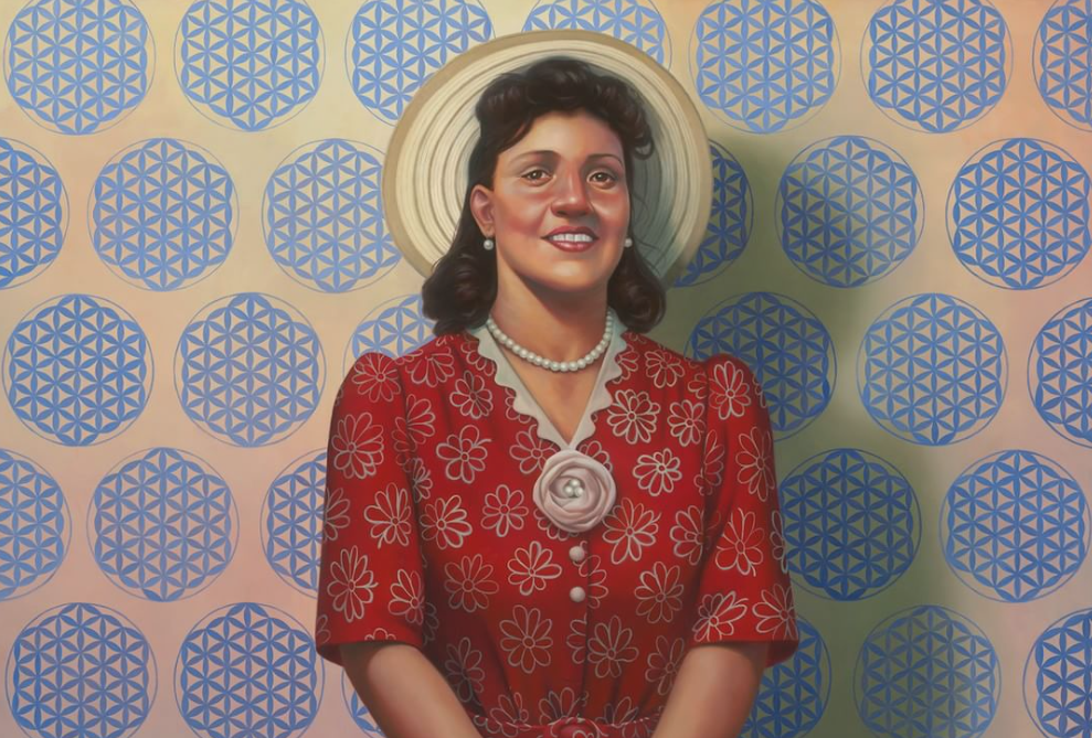 Henrietta Lacks Portrait Jointly Acquired By National Portrait Gallery And National Museum Of African American History And Culture