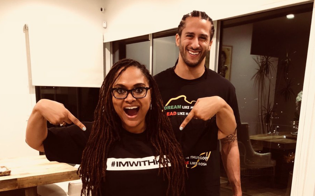 Ava DuVernay And Colin Kaepernick Team Up For Comedy Series About The Athlete's High School Life