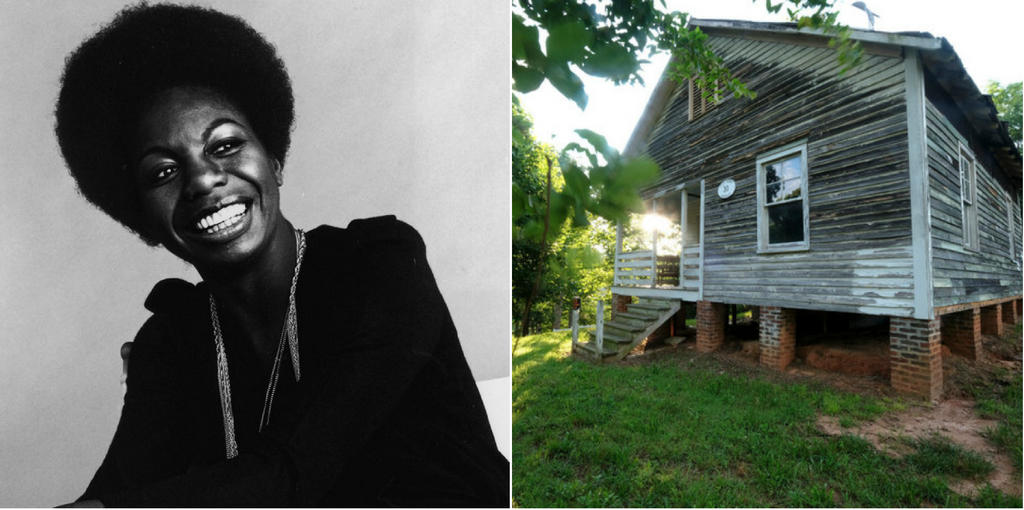 The National Trust For Historic Preservation Names Nina Simone's Childhood Home A 'National Treasure'