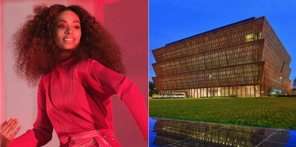 Solange Partners With Project Row Houses To Send Houston Students To The National Museum Of African American History And Culture