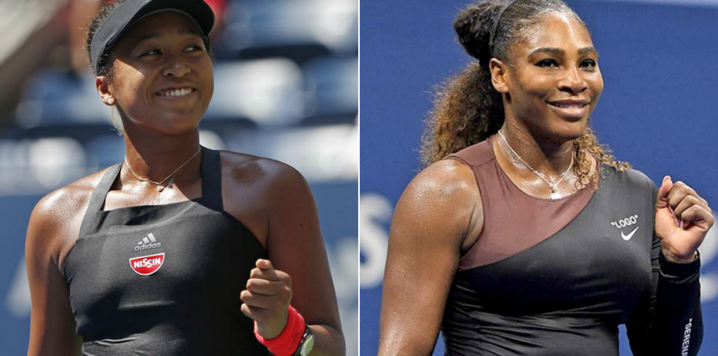 For Naomi Osaka, Serena Williams Is More Than An Opponent, She's Her Biggest Inspiration