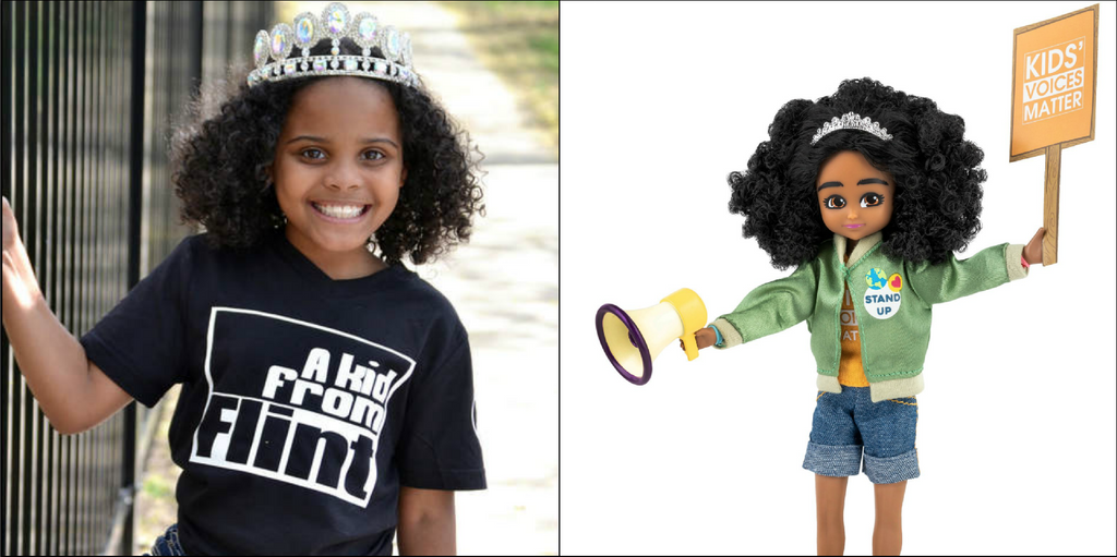 There's A New Doll That's Inspired By Little Miss Flint Mari Copeny