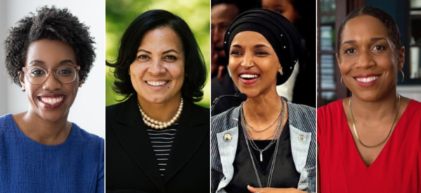 #WCW: The Black Women Who Made History This Election Season