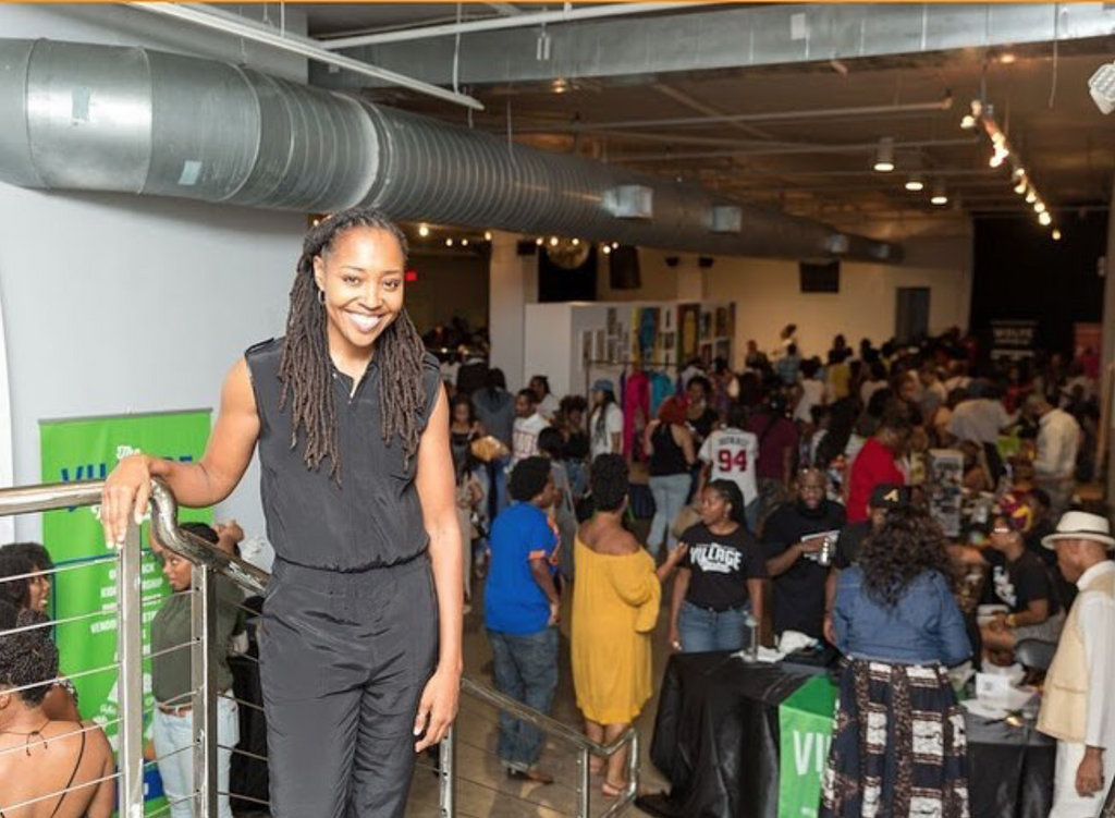 This Woman Created a Market for Small Black Businesses in Atlanta to Thrive