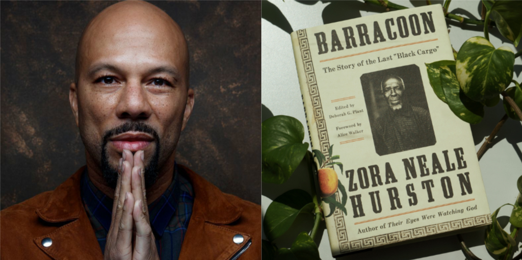 Common Is Turning Zora Neale Hurston's 'Barracoon' Into A TV Series