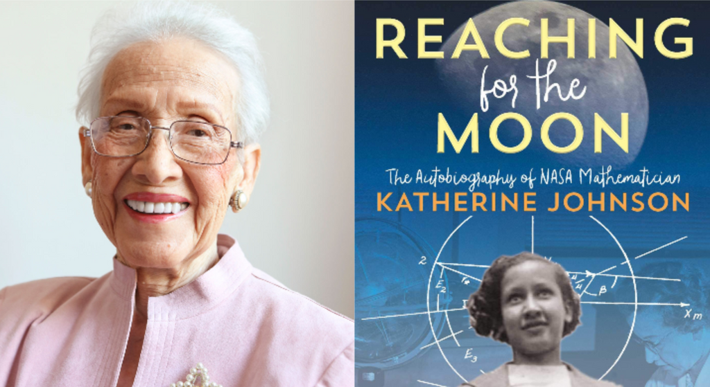 Pioneering NASA Mathematician, Katherine Johnson Tells Her Own Story in Upcoming Autobiography