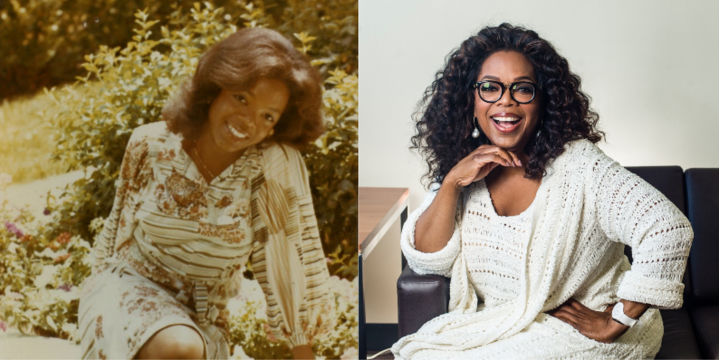 Oprah Winfrey's Powerful Letter to Her Younger Self as a Newly Hired Reporter