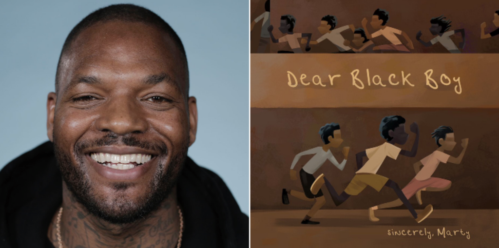 Former NFL Star Martellus Bennett Publishes Book that Encourages Black Boys to Dream Beyond the Stereotypes
