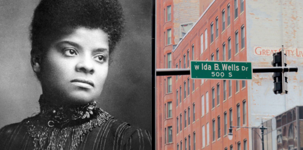 Civil Rights Icon, Ida B. Wells, Becomes the First Black Woman to Get a Major Chicago Street Named in Her Honor