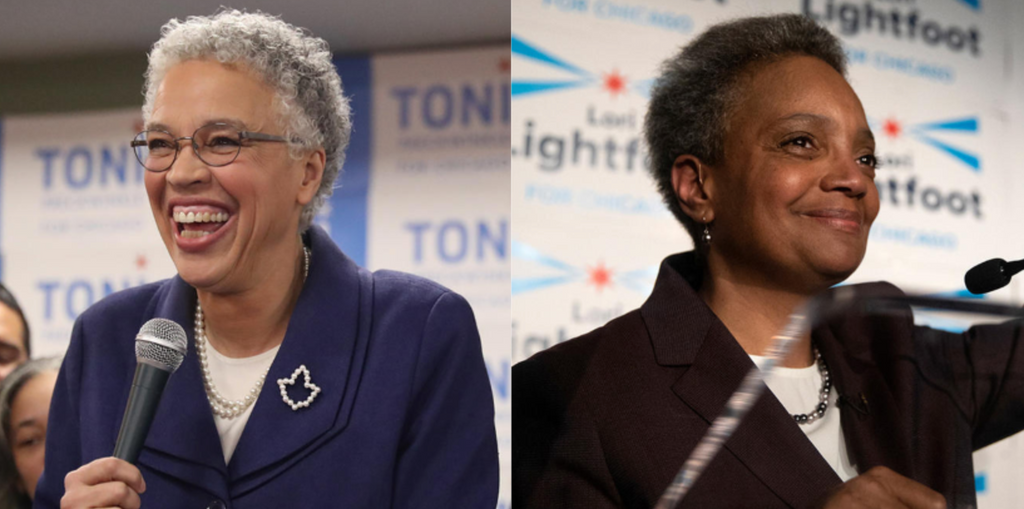 For the First Time in History, Chicago Will Have a Black Woman as Mayor