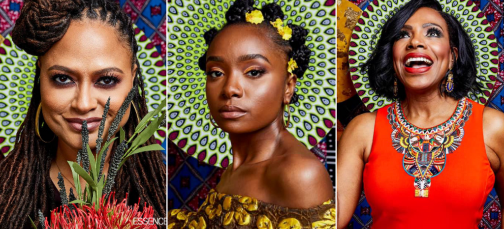 Black Girl Magic Overload: Essence Releases its Black Women in Hollywood Portraits