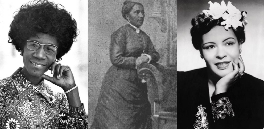 Shirley Chisholm, Billie Holiday, and Elizabeth Jennings Graham to be Honored with Statues in New York City