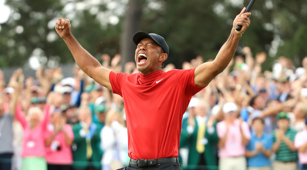 Call it a Comeback: Tiger Woods Just Won Fifth Masters Since 2005
