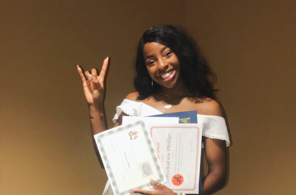 Texas Teen Earned 6.9 GPA, Becomes First Black Valedictorian in School's 125 Year History