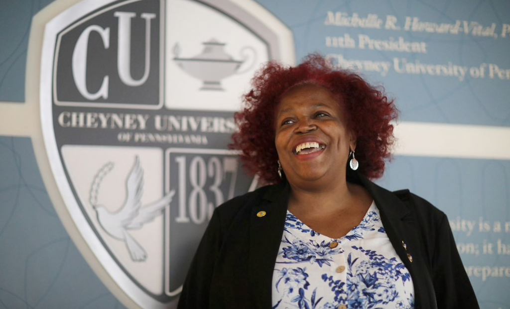 This Grandmother Enrolled at Cheyney University, Lived on Campus and Just Graduated as the Class' Valedictorian