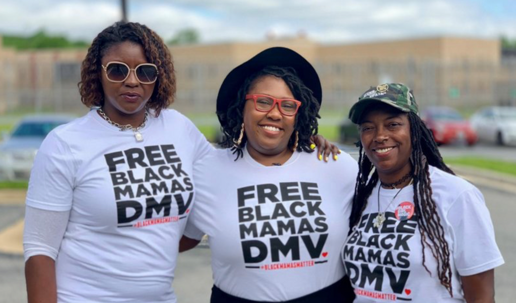 Organizers Raise Money to Bail Black Mothers out of Jail for Mother's Day