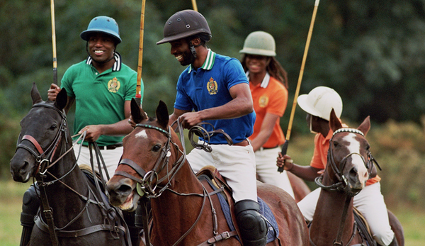Polo Ralph Lauren Celebrates Black Equestrians from Philadelphia in New Campaign