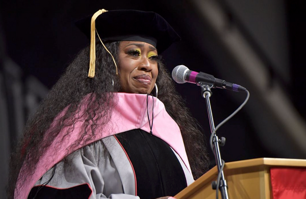 Missy Elliott Becomes First Hip-Hop Artist to Receive Honorary Doctorate from Berklee College of Music