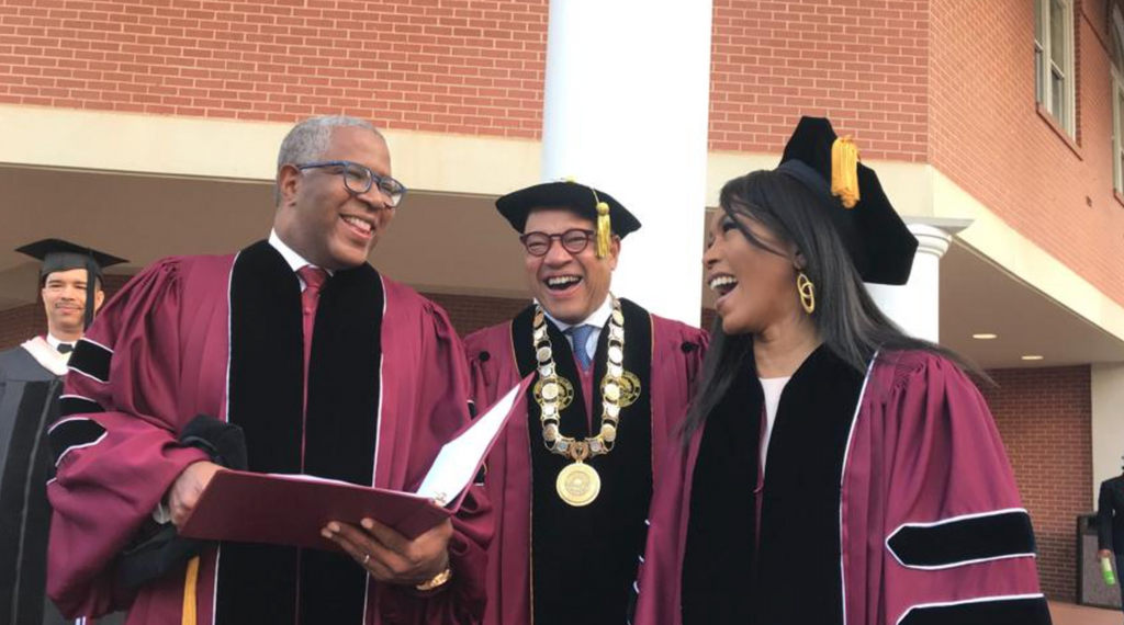 Morehouse Commencement Speaker Announces Grant to Pay Off Student Loans for Entire Class of 2019