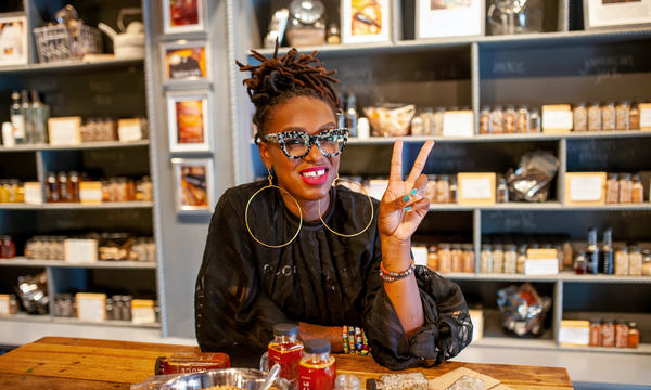 Meet the Owner of DC's Top Spice Shop Whose Store Also Serves as a Hub for Local Black Businesses to Thrive