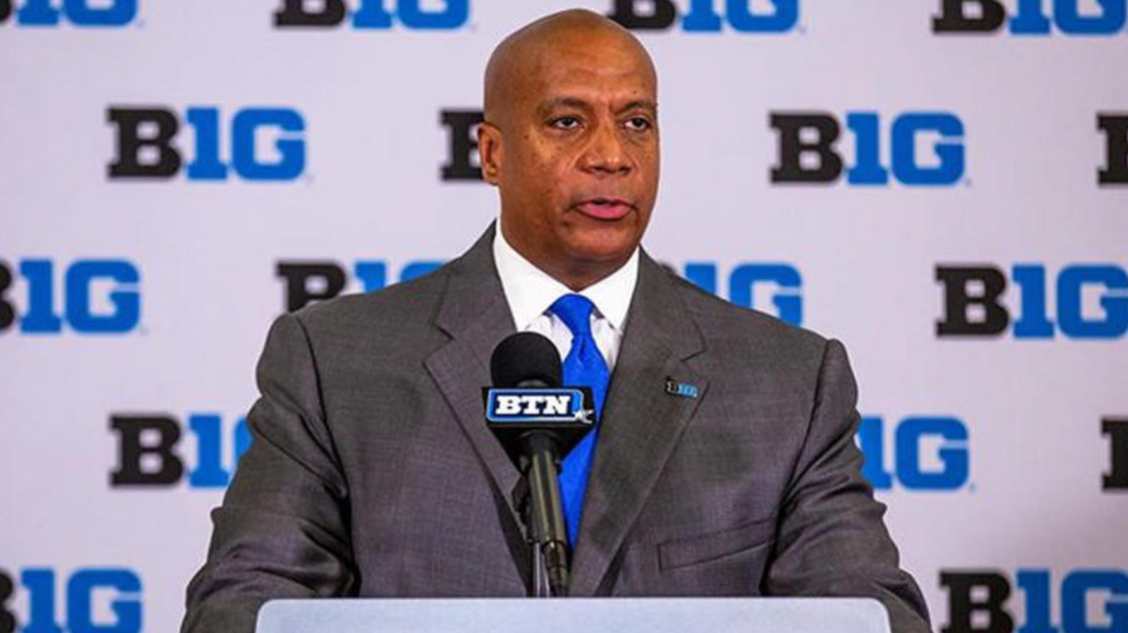 Kevin Warren Becomes the First Black Commissioner of the Big Ten Conference