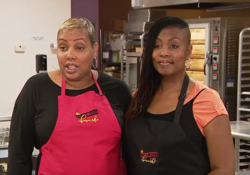 Sisters Who Started Cheesecake Business During the Government Shutdown are Headed to Walmart