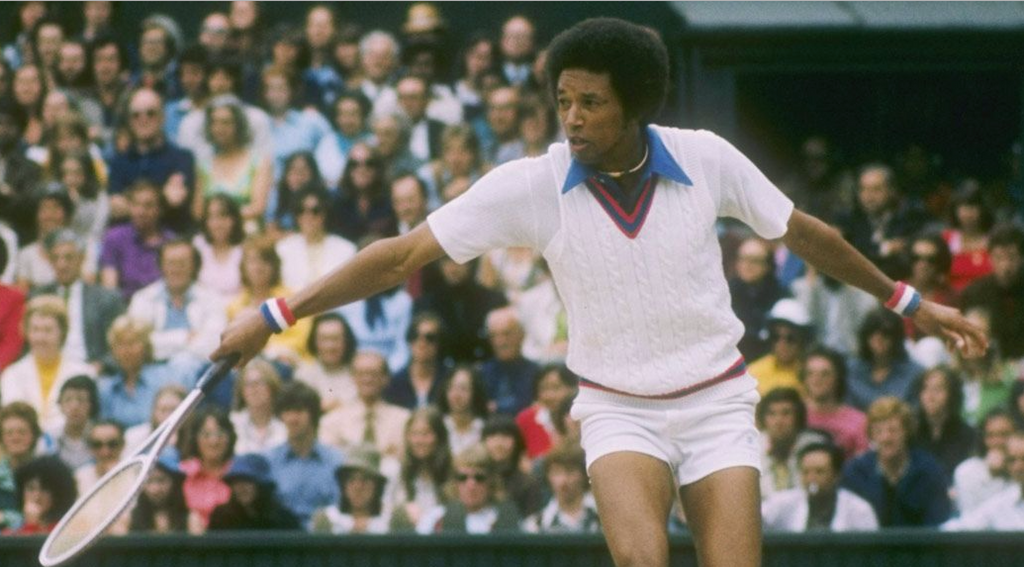 Tennis Legend Arthur Ashe Gets Richmond, Virginia Street Renamed in His Honor