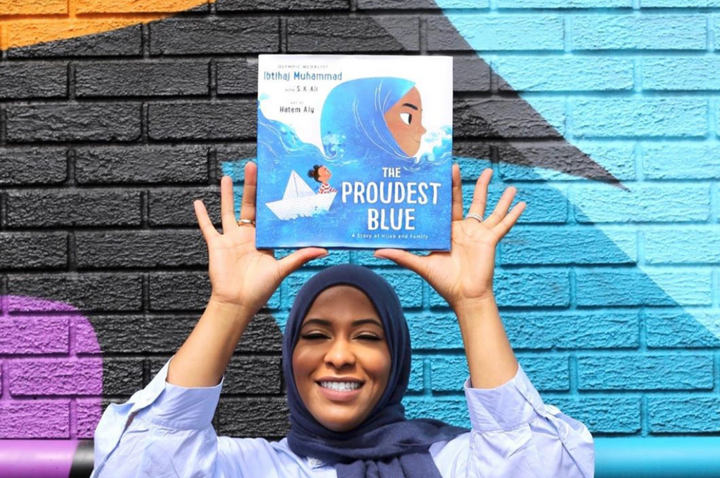 Olympian Ibtihaj Muhammad Debuts Book to Help Children Like Her See Themselves
