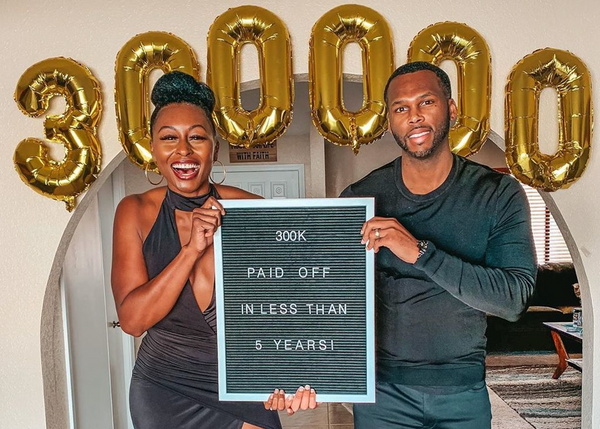 This Couple Paid Off $300,000 In Debt In Less Than 5 Years