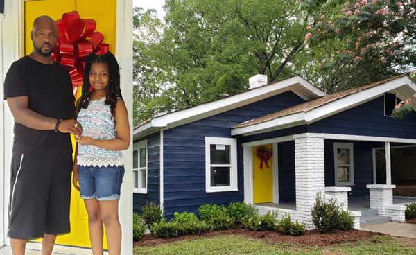 Father Gifts Daughter A House For Her 13th Birthday