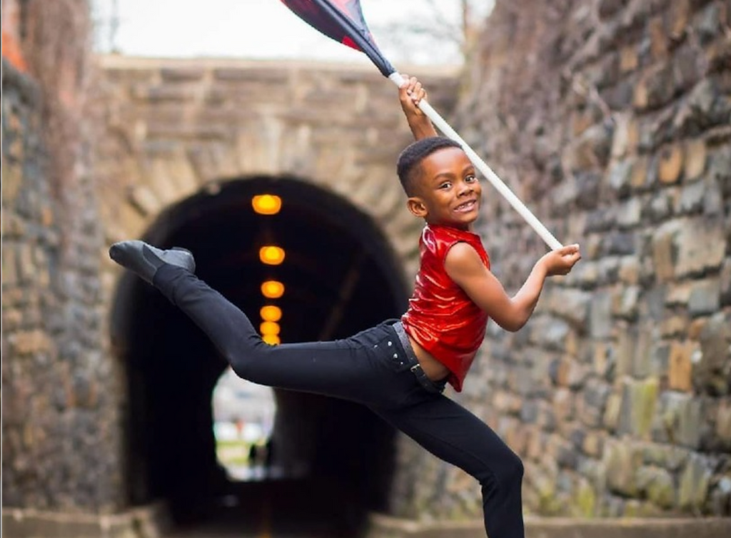 8-Year-Old Choreographs His Own Ballet Recital After His Was Cancelled