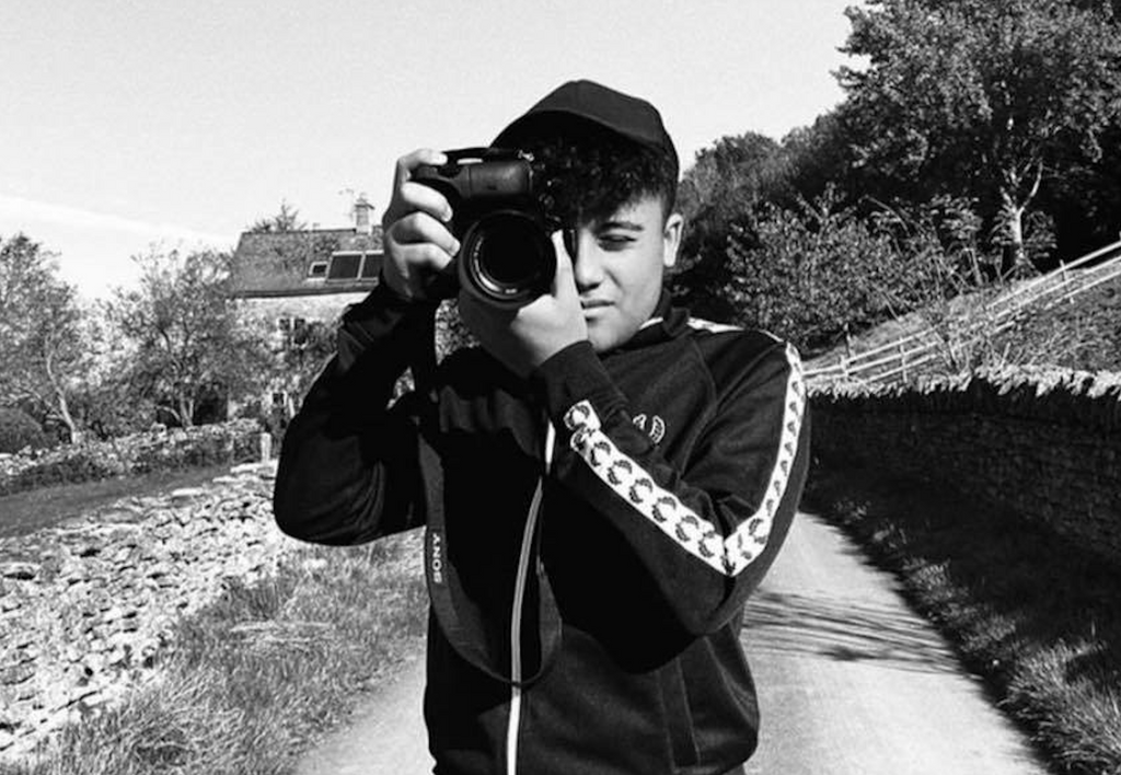 17-Year-Old Sterling Chandler Makes History As Youngest Photographer To Have Work Featured in British GQ