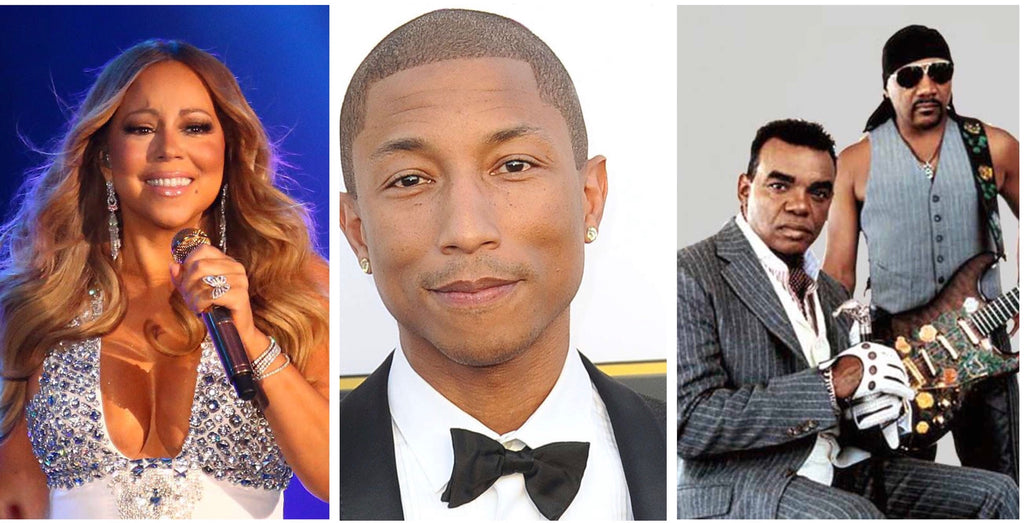Mariah Carey, Pharrell Williams & The Isley Brothers Will Be Inducted Into the Songwriters Hall of Fame