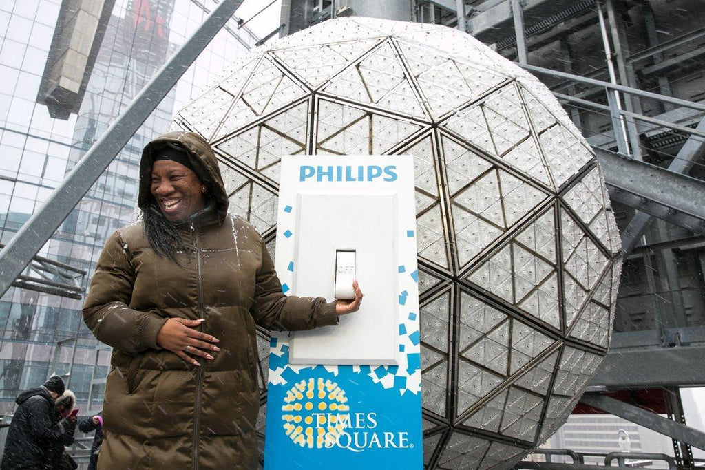 The Creator Of The 'Me Too' Movement Will Drop Time Square's New Year's Eve Ball