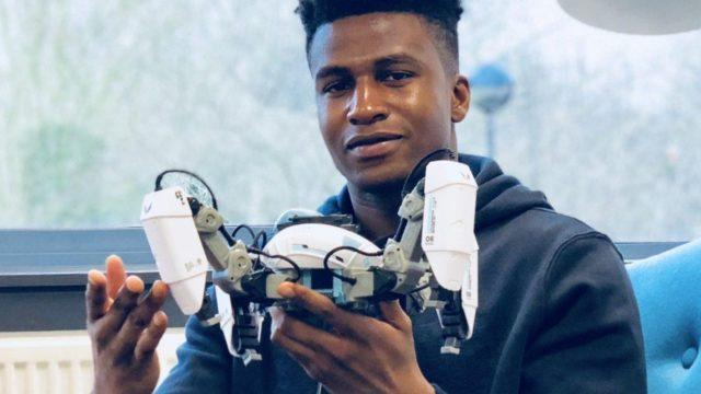 Meet The Nigerian Tech Entrepreneur Who Is Disrupting The World Of Robotics Engineering
