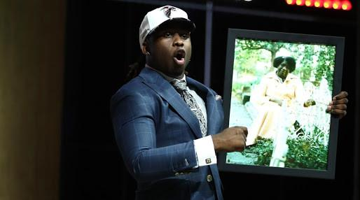 NFL Draft 2017: Takkarist McKinley Makes Good On A Promise To His Grandmother