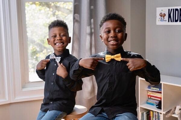 8-Year-Old Creates Bowtie Business To Raise Money For Kids In Need