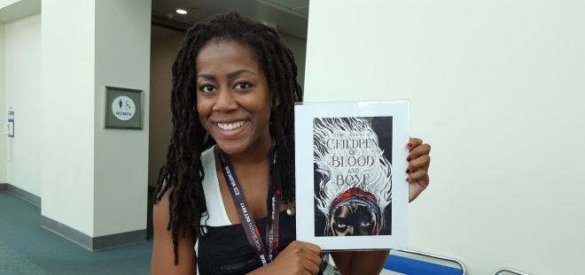 24-Year-Old Author Secures One Of The Largest Book Deals In History For Nigerian Fantasy Series