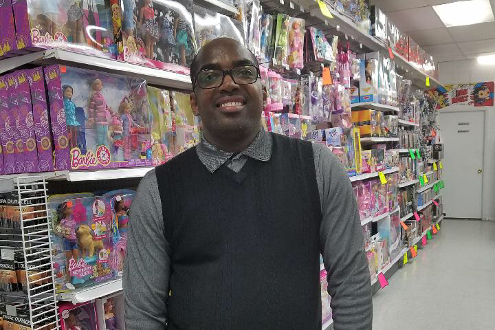 This Man Went From Being A Toys 'R' Us Manager To Opening His Own Toy Store