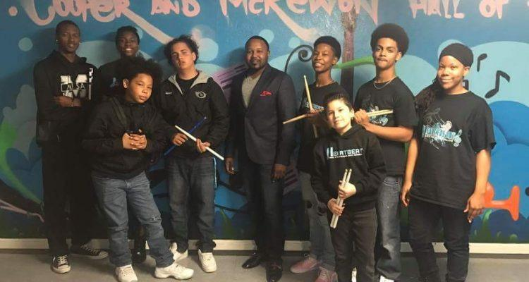Here's How An Unplanned Trip Turned Into HBCU Band Scholarships For These Students
