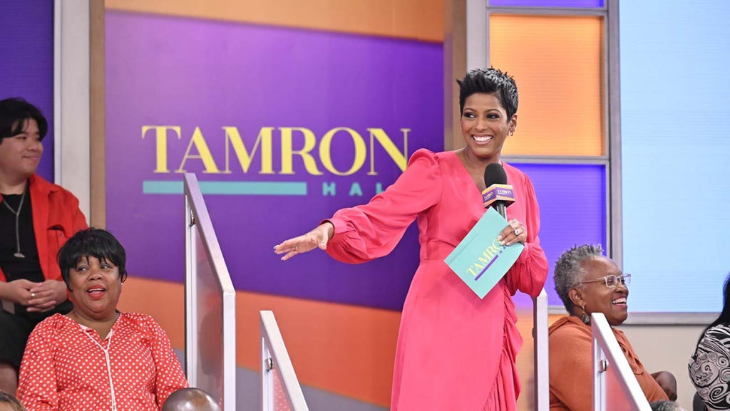 Tamron Hall's Hit Talk Show Is Coming Back For Season 2