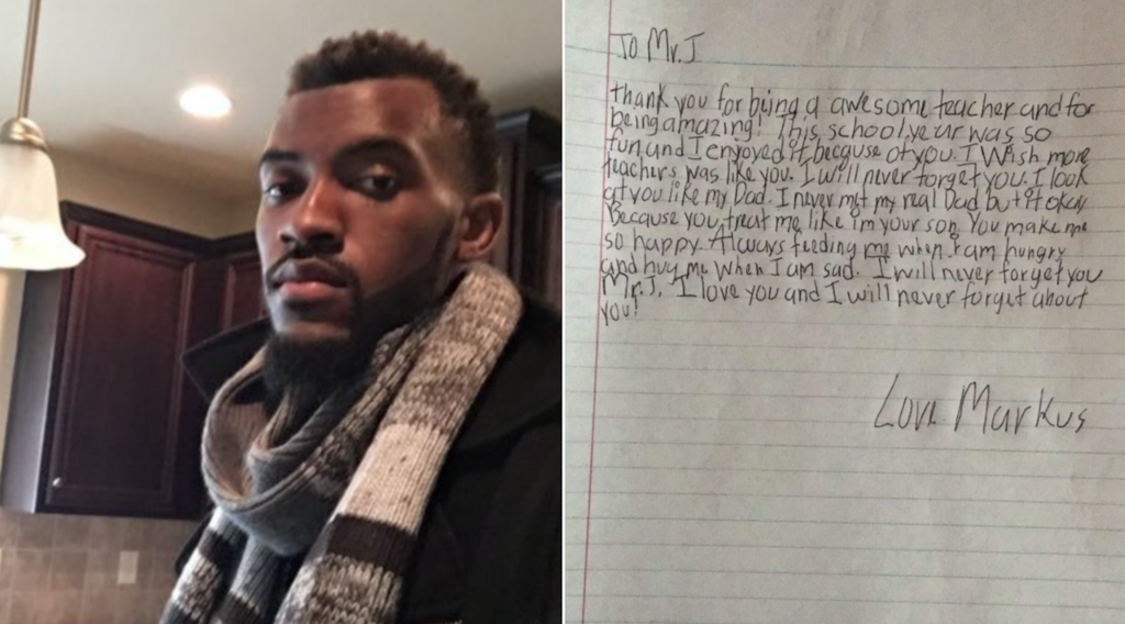 Read The Touching Letter This Teacher Received From One Of His Students