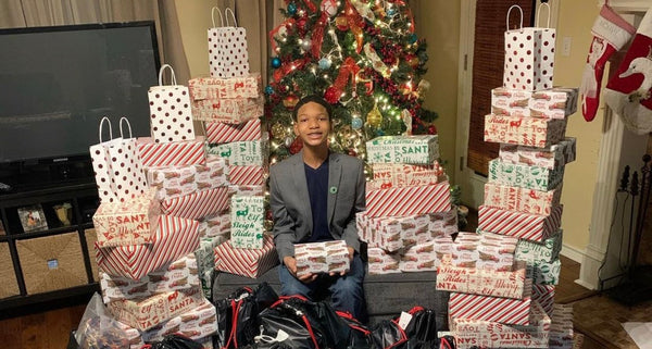 Texas Teen Raises Thousands To Help Homeless Children Celebrate Christmas