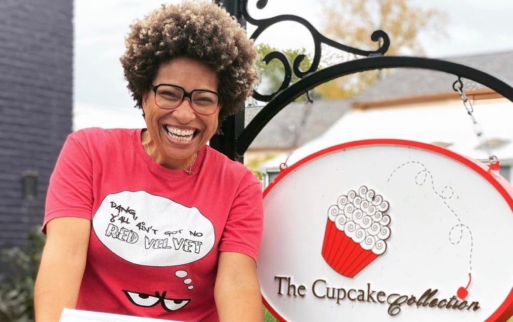 Single Mom of 7 Turns Her Last $5 Into A Million Dollar Cupcake Business
