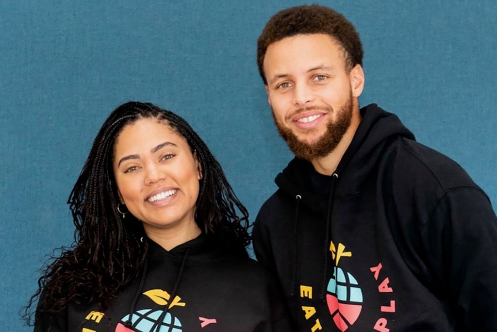 Ayesha & Stephen Curry's Foundation Is Helping To End Childhood Hunger Across The U.S.