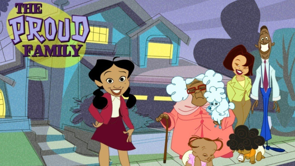 New Episodes of The Proud Family Are Coming To Disney+