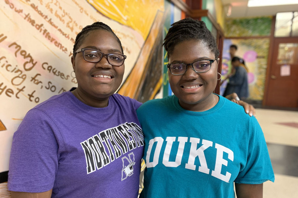 Twin Sisters to Graduate as Co-Valedictorians with Matching 4.0 GPAs