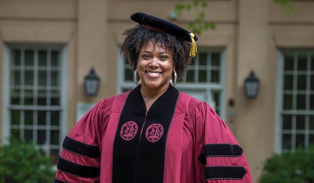 Toniqua Mikell Becomes First Black Person to Earn PhD from USC in Criminology and Criminal Justice